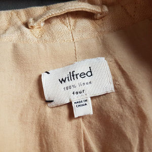 Wilfred Jackets & Coats - Wilfred Linen Jacket